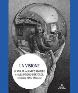 Copertina libro La visione